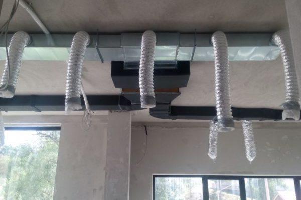 Instalacija klimatizacije i ventilacije