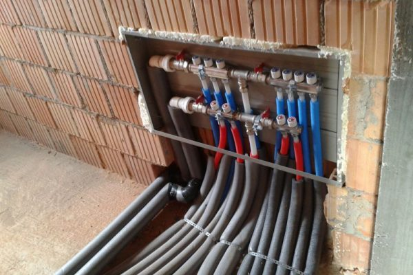 Instalacija vodovodne mreze