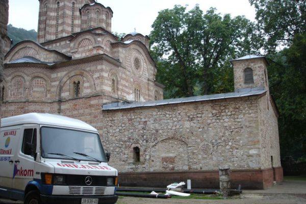 Manastirska crkva