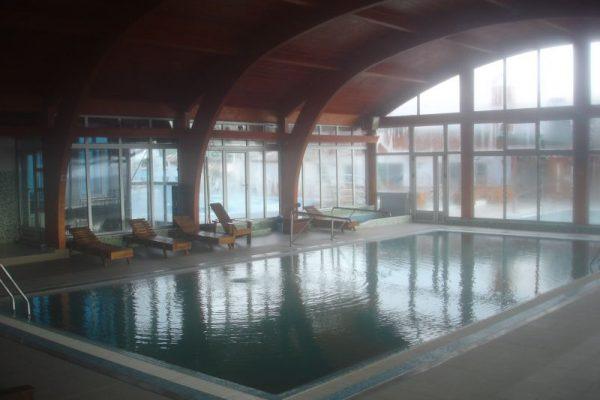 Zatvoreni termalni bazen